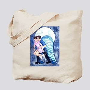Gordeeva and Grinkov Never Alone Tote Bag